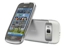 BRAND NEW NOKIA C7-00 UNLOCKED PHONE - BLUETOOTH - 8MP CAMERA - 3G - WIFI