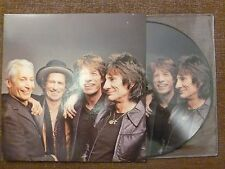 "33T.10"".THE ROLLING STONES .JUMPING JACK FLASH.LIVE N.Y 2003. FAN CLUB CANADA"