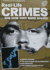 Real-Life Crimes Issue 3 - the Milwaukee Cannibal Jeffrey Dahmer, Aileen Wuornos