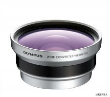 Olympus WCON-P01 Wide Angle Converter for 14-42mm F3.5-5.6II R MFT Lens F/S