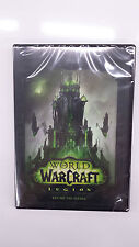 World of Warcraft: Legion Collectors edition DVD nur neu und versiegelt UK