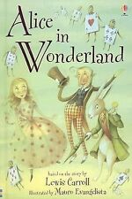 Alice in Wonderland - Carroll, Lewis - New Condition