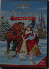 Disney DVD La Bella e la Bestia Die Schöne und das Biest Z3 Sprache Deutsch Rar