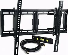 "Tilt TV Wall Mount Bracket Holder Stand 23-65"" LCD LED Plasma Flat Screen HD Kit"