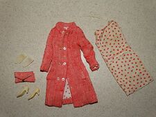Barbie:  Francie VINTAGE Complete SHOPPIN' SPREE Outfit!