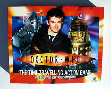 DR WHO - THE TIME TRAVELLING ACTION GAME by TOY BROKERS