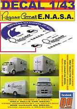 DECAL 1/43 PEGASO COMET ENASA (08)