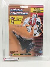 AFA80 Original Transformers  Superior Aerialbots AIR RAID MOSC Hasbro UK 1989