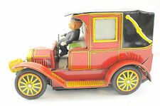 Vintage Trade Mark ALPS Car Battery Operated Toy