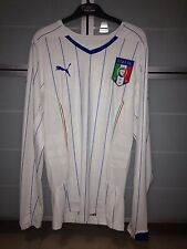 MAGLIA SHIRT TRIKOT PUMA ITALIA ITALY 2014 AWAY PLAYER ISSUE tg XL NUOVA (BNWT)