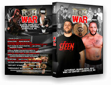 Official ROH Ring of Honor - War 2013 Event DVD