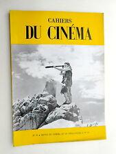 CAHIERS du CINEMA n° 38 ( aout-sept. 1954 ) Truffaut + 60 ans de Jean Renoir