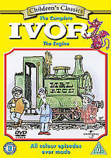 The Complete Ivor The Engine DVD Childrens Cartoon 60S 70S Retro TV