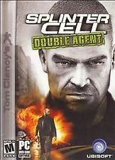 Tom Clancy's Splinter Cell: Double Agent, New Windows Video Games