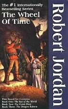 The Wheel of Time, Boxed Set I, Books 1-3: The Eye of the World, The Great Hunt,