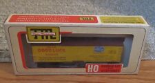 TRAIN MINIATURE HO KIT #8089 JELKE MARGARINE 40' WOOD REFRIGERATOR CAR