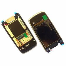 100% Genuine Nokia 6600 fold LCD display main inner+small outer screen 4850016