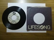 Old 45 RPM Record - Lifesong LS 45002 - Henry Gross - Shannon / Pokey