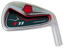 "+1"" T11 IRONS MADE TALL MENS Golf Clubs 3-SW taylor fit Steel Stiff FULL Set"