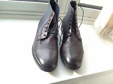 Paul Smith Hardy Nero  laced Ankle Boots.Size 9.5UK.RRP £300.