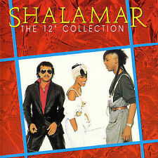 "12"" Collection by Shalamar (CD, Jun-1995, Unidisc)"