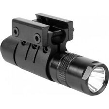 Tactical Flashlight - Weapon Light - Remote Pressure Switch - Rail Mount - 90 Lm