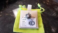 Authentic Chamilia Limited Edition Snowflake Ornament Christmas Charm