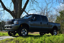 2002 Ford F-250 XLT, 4-Door Loaded