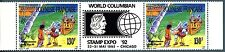"POLINESIA FRANCESE - 1992 - ""World Columbian Stamp Expo '92"" a Chicago"