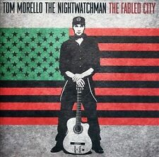 Tom Morello CD Fabled City sealed new Rage Against the Machine Audioslave Serj T