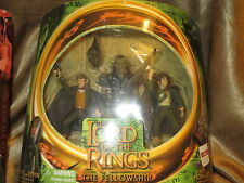 The Lord of the Rings MORIA ORC MERRY & PIPPIN THE FELLOWSHIP OF THE RING  RARE