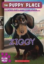 The Puppy Place #21: Ziggy by Miles, Ellen, Good Book