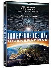 INDEPENDENCE DAY: RIGENERAZIONE (DVD) con Liam Hemsworth, Jeff Goldblum