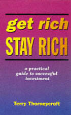 Get Rich Stay Rich: Practical Guide to Successful Investment,GOOD Book
