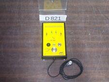 VERMASON H245 ESD PERSONNEL TESTER  TESTEUR DE BRACELET ANTISTATIC *D821
