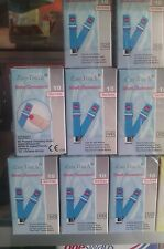 EasyTouch Blood Cholesterol Test Strips 2 box ( 20 Test Strips)