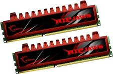 8GB G.Skill DDR3 PC3-10666 1333MHz Ripjaw Series CL9 (9-9-9-24) Dual Channel kit