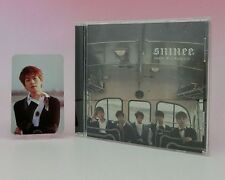 CD+Photo card+Poster SHINee 1000nen Years zutto sobani ite JAPAN Limited Onew