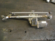 Vauxhall Corsa C 2004 Front window windscreen wiper motor + linkages 24441423