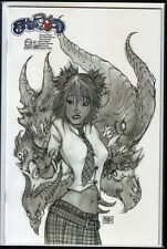 SHRUGGED #2 B MICHAEL TURNER VARIANT COVER US ASPEN COMICS 2006 NM NEU FATHOM