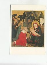 BF33529 adoration of the kings bohemian master   painting  art front/back image