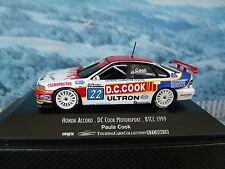 1/43 Onyx  Honda Accord  BTCC 99  Paula Cook