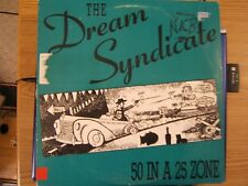 Dream Syndicate - 50 in a 25 Zone 2 mixes - US 12""