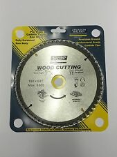 190mm x 30mm BORE x 60 TEETH TCT PRO CIRCULAR SAW BLADE FOR WOOD