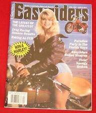 EasyRiders Magazine #226 April 1992 David Mann Centerfold, NEW Condition