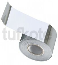 "2"" x 20mtrs Chrome Metallic Tape/Stripe Sticker, Bike/Car Decal Exterior Styling"