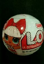 L.O.L. LIL Outrageous Littles Mini Doll 1 Ball Blind Surprise Mystery LOL NEW