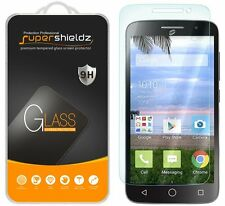 3X Supershieldz Alcatel OneTouch Pop Icon 2 LTE Tempered Glass Screen Protector