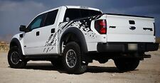 Mud Flaps for the Ford F-150 RAPTOR, ROKBLOKZ Rally Style Mud Flaps, 4 flaps F&R
