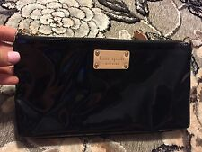 KATE SPADE CHOCOLATE BROWN SUEDE HOBO SHOULDER BAG HANDBAG PURSE CLASSIC